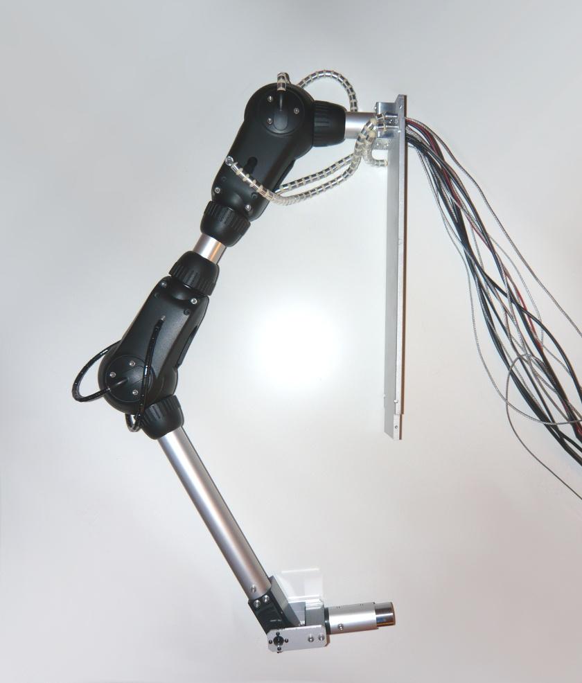 Humanoider Arm auf Basis des robolink Systems